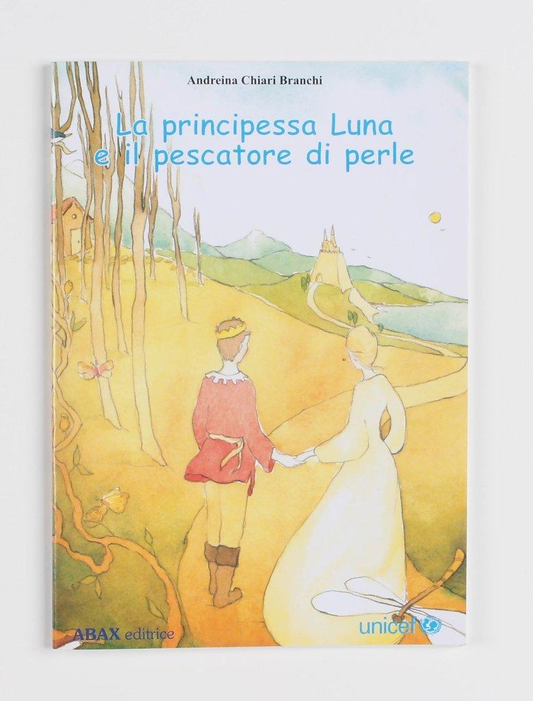 Principessa Luna e il pescatore di perle